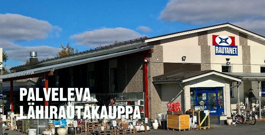 Rautanet Pieksämäki / Ysirauta