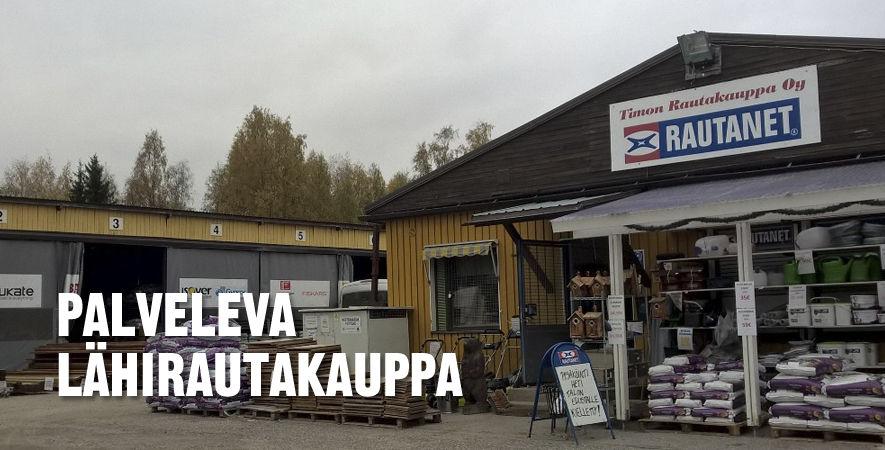 Timon Rautakauppa Oy