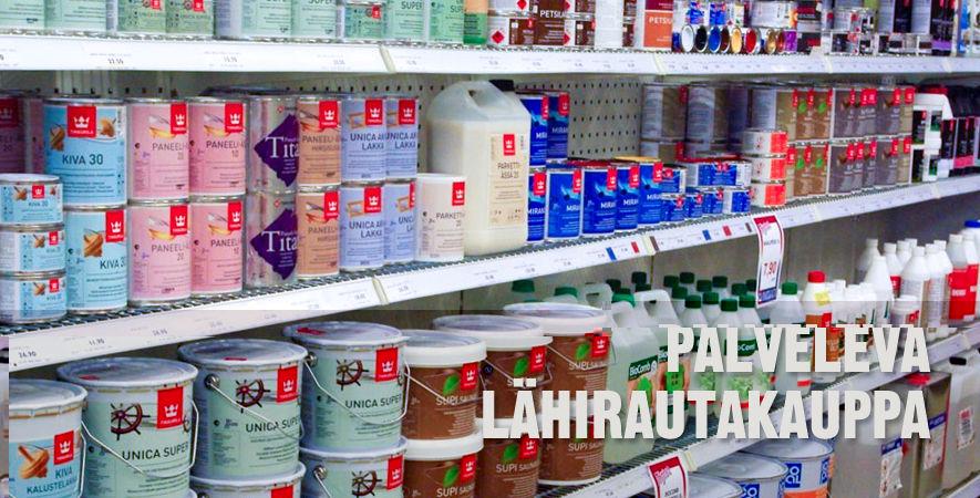 Ramin LVI ja Rauta Oy