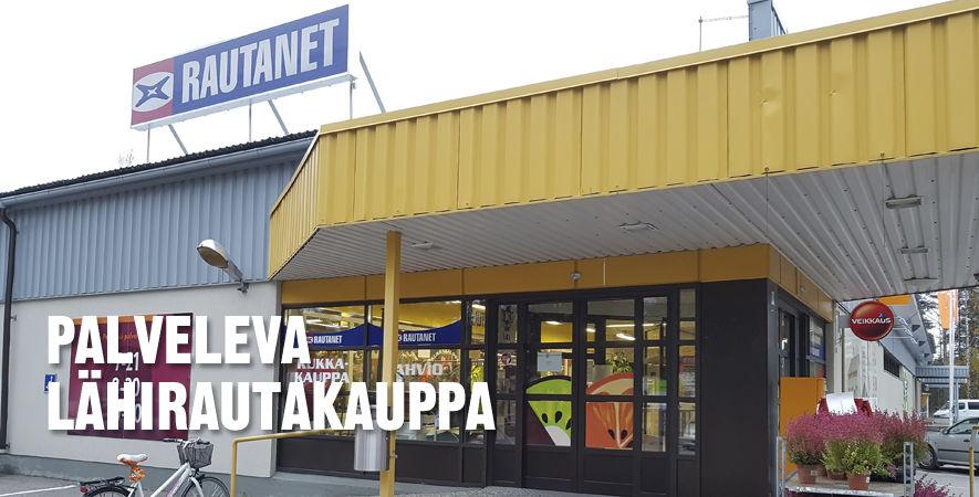 Rautanet Toivakka / Toivakan Rauta-Tuliainen Oy