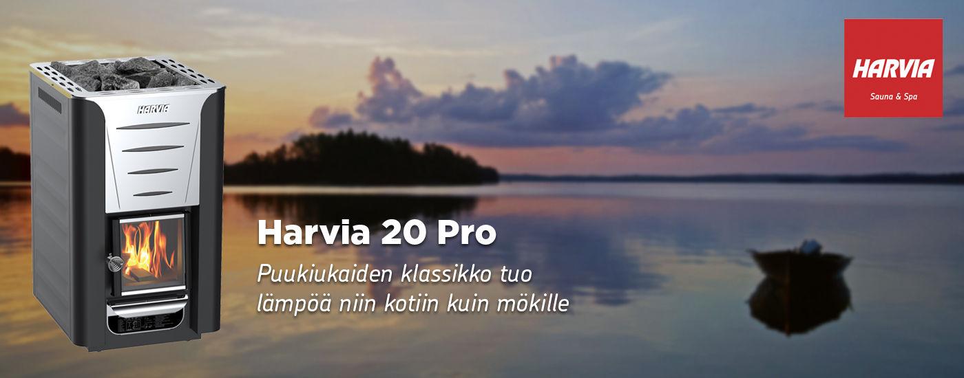 Harvia 20 Pro