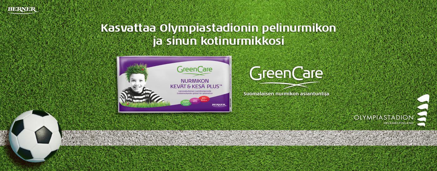 GreenCare - Nurmikon Kevät&Kesä Plus