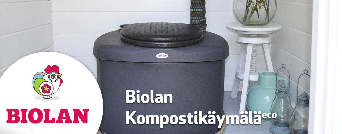Biolan Kompostikäymälä