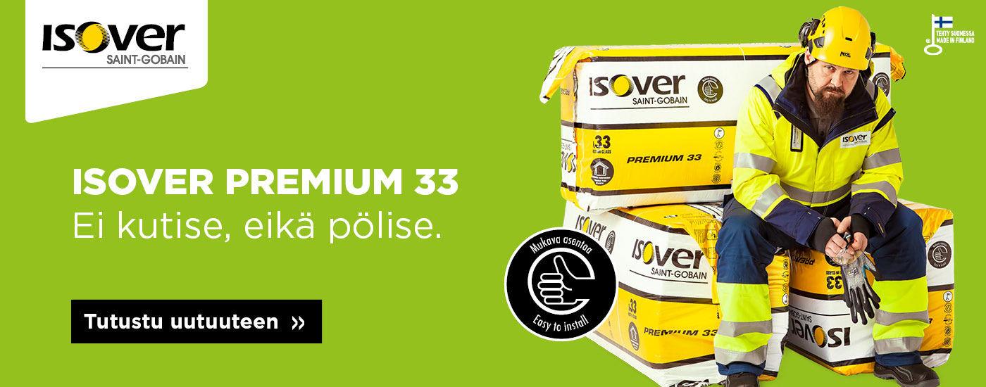 Isover Premium 33